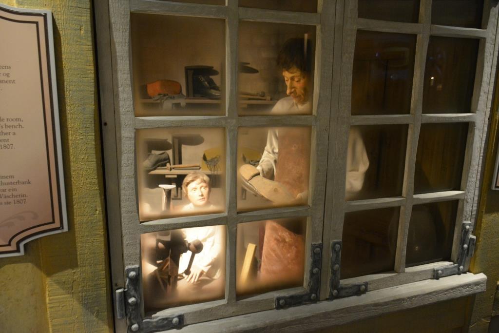 Что посмотреть в Копенгагене. Музей Андерсена