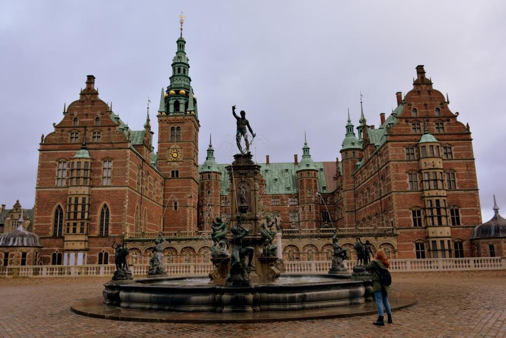 Замок Фредериксборг,Хиллерёд