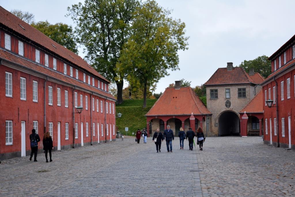 Что посмотреть в Копенгагене. Кастеллет