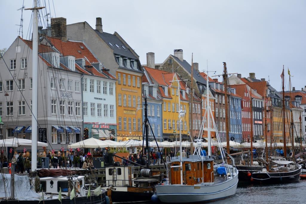 Что посмотреть в Копенгагене. Ньюхавн