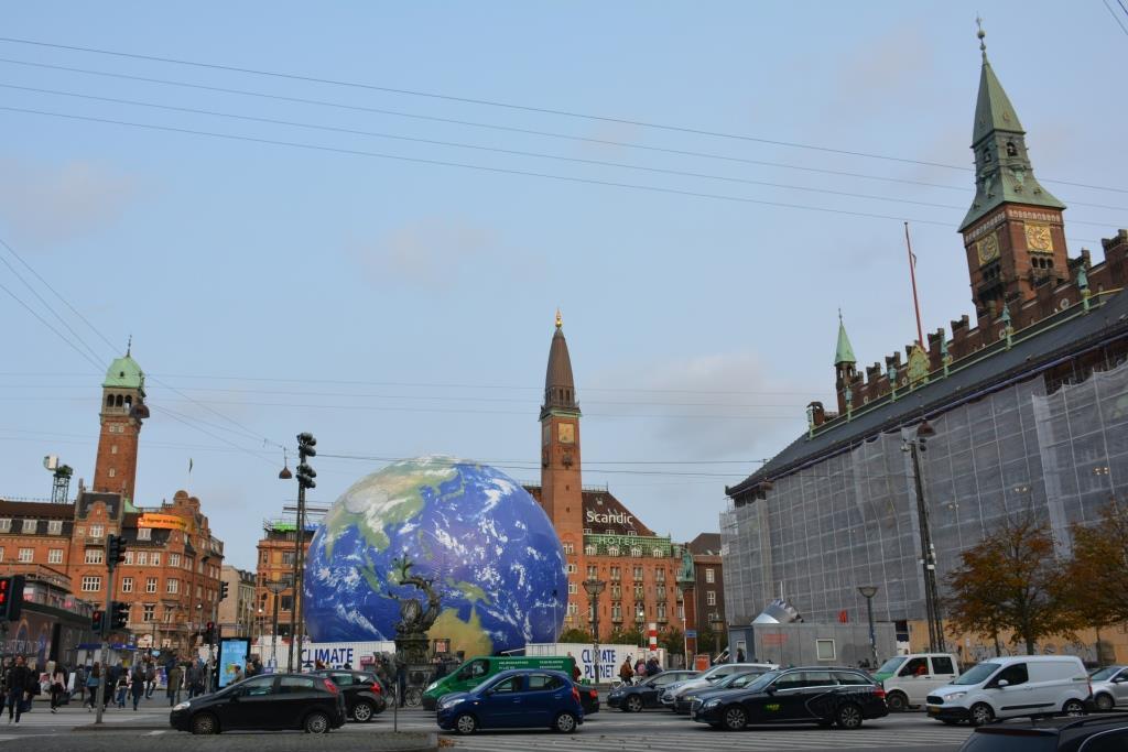 Что посмотреть в Копенгагене. Ратуша