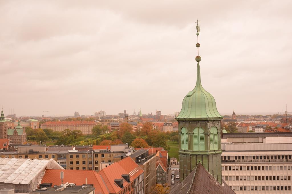 Что посмотреть в Копенгагене. Круглая башня