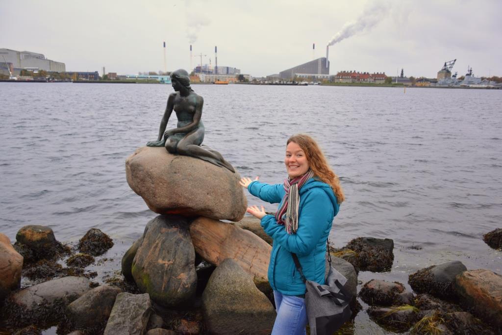 Что посмотреть в Копенгагене. Русалочка