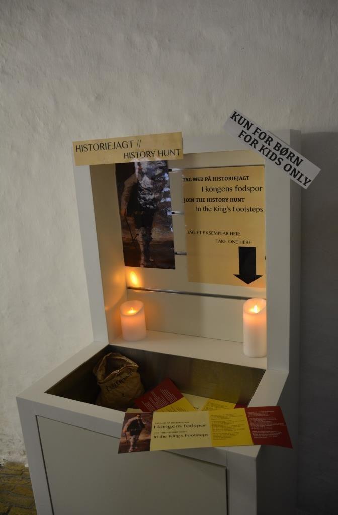 Копенгаген. Игры в музеях