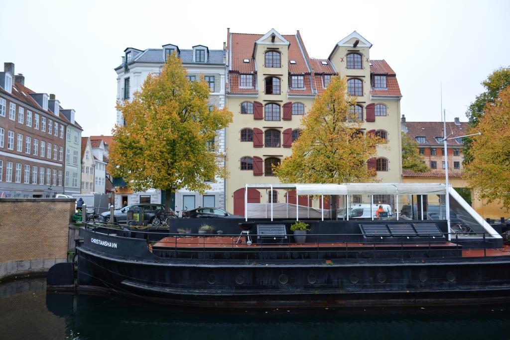 Что посмотреть в Копенгагене. Христиания