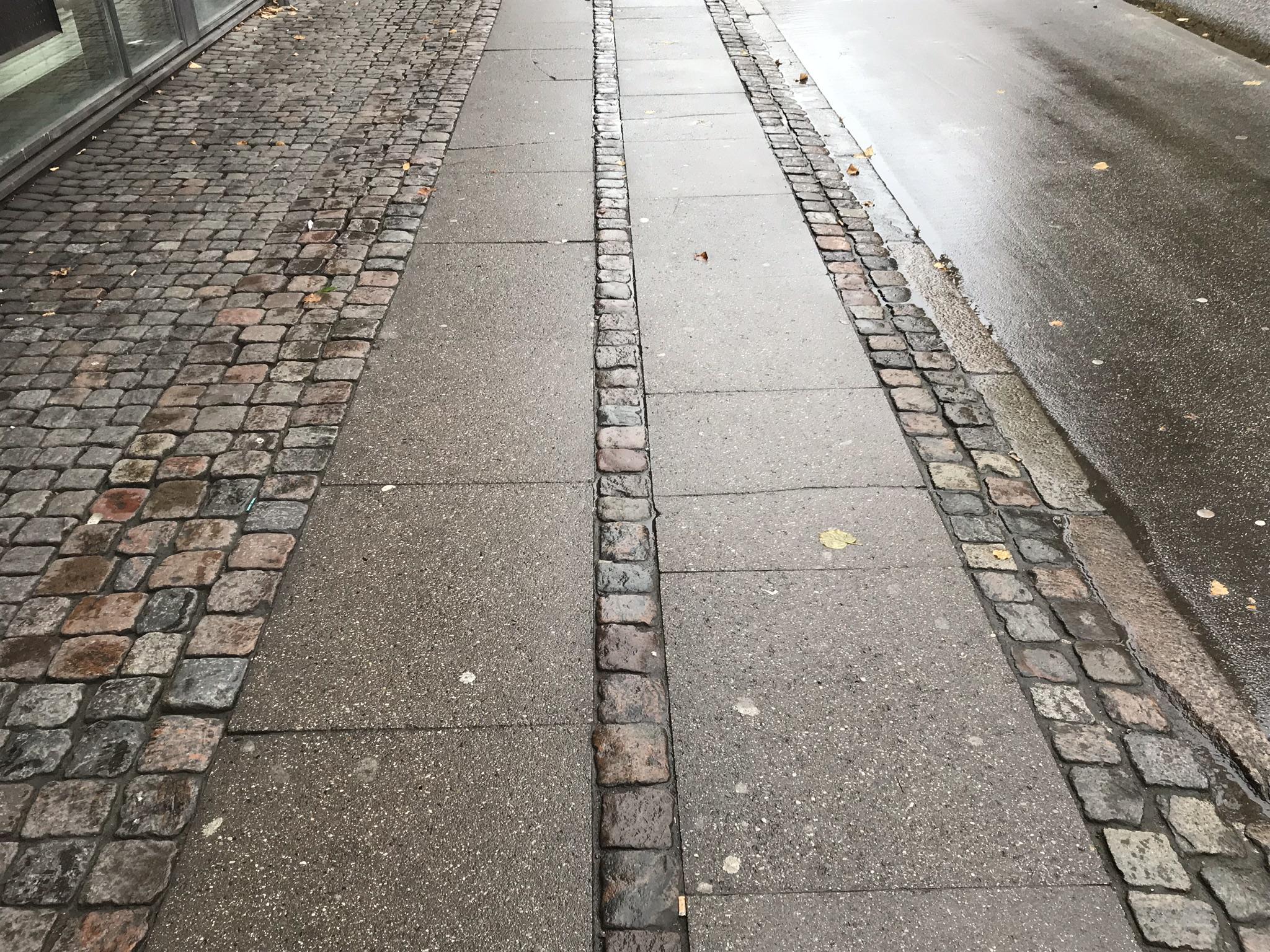 Копенгаген. Велодорожка