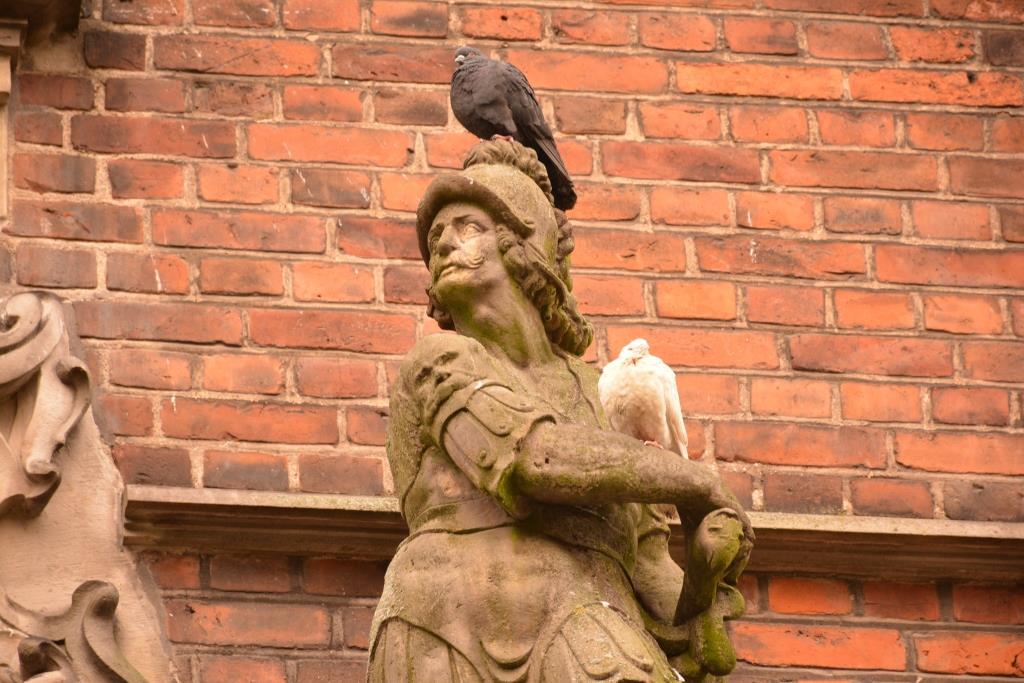 Копенгаген. Церковь Святого Духа